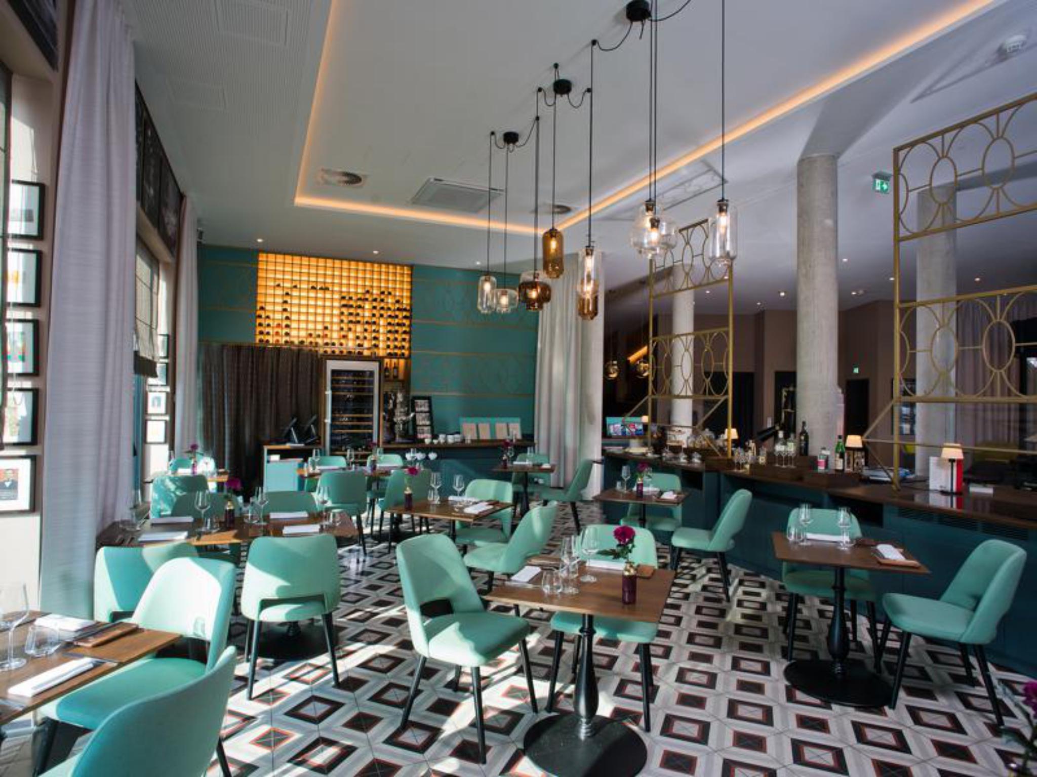 Wunderschönes Ambiente genießen im Restaurant The Liberty. Foto: The Liberty