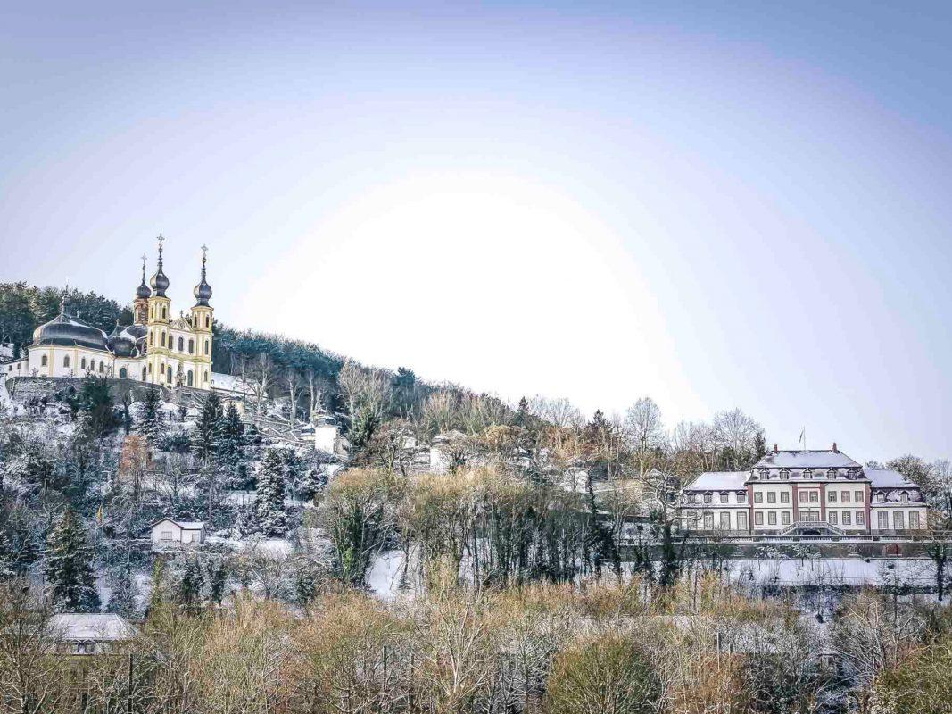 Das Käppele im Winter. Foto: Pascal Höfig