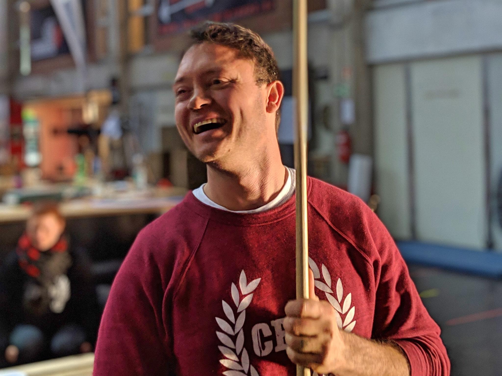 Piet liegt das langfristige Wohl seiner Mitglieder am Herzen. Foto: Christian P.