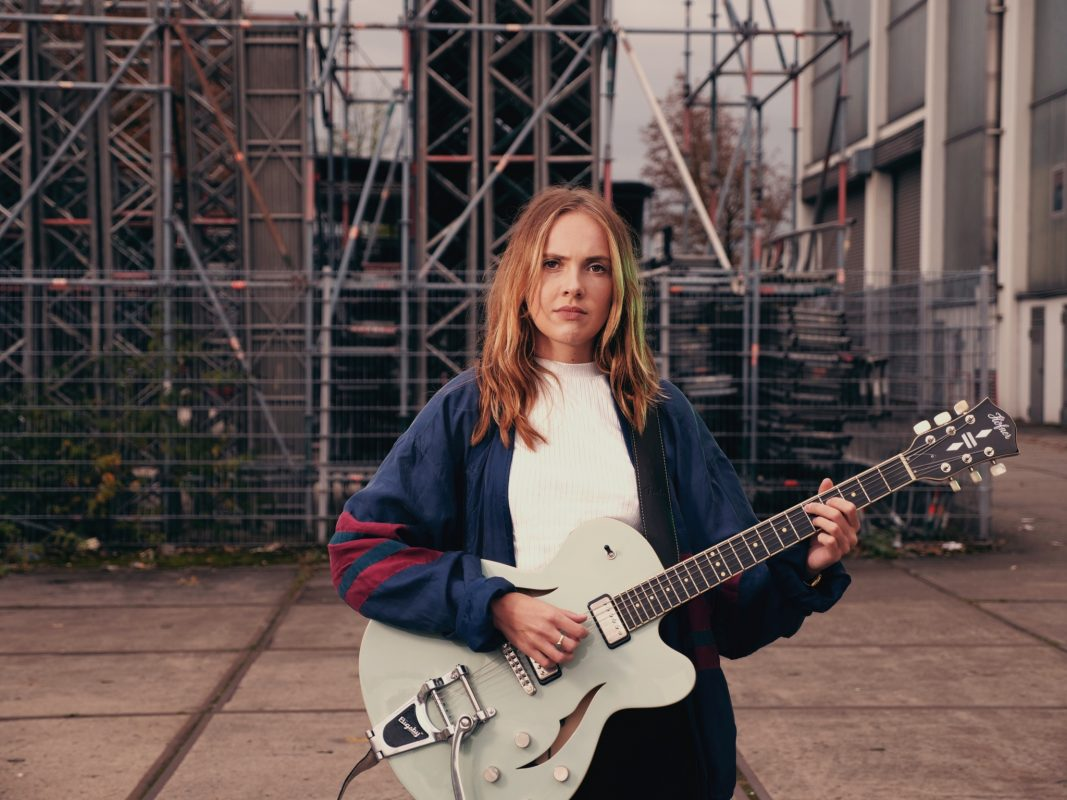 Melissa hat sich ihren Traum erfüllt und ist Berufsmusikerin. Foto: Michelle Heipl
