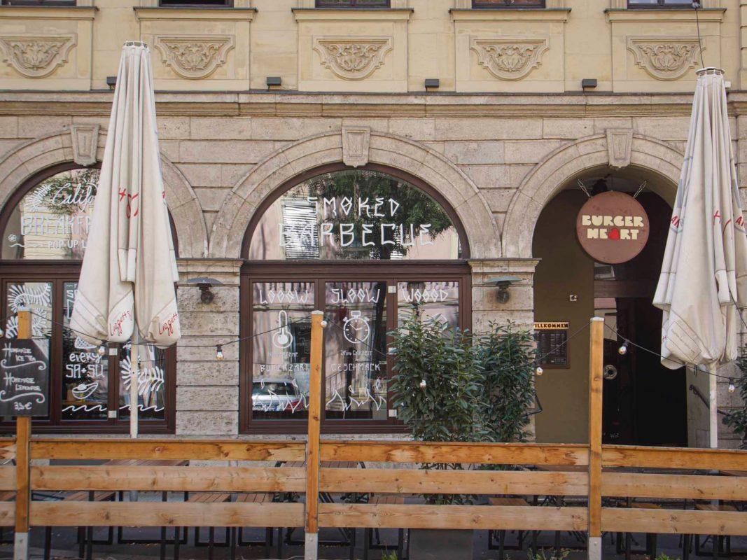 Burger Heart in der Sanderstraße. Foto: Würzburg erleben