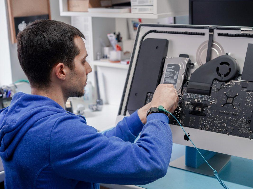 In den Geräten verbirgt sich hochentwickelte Technik. Foto: Konstantin Winter