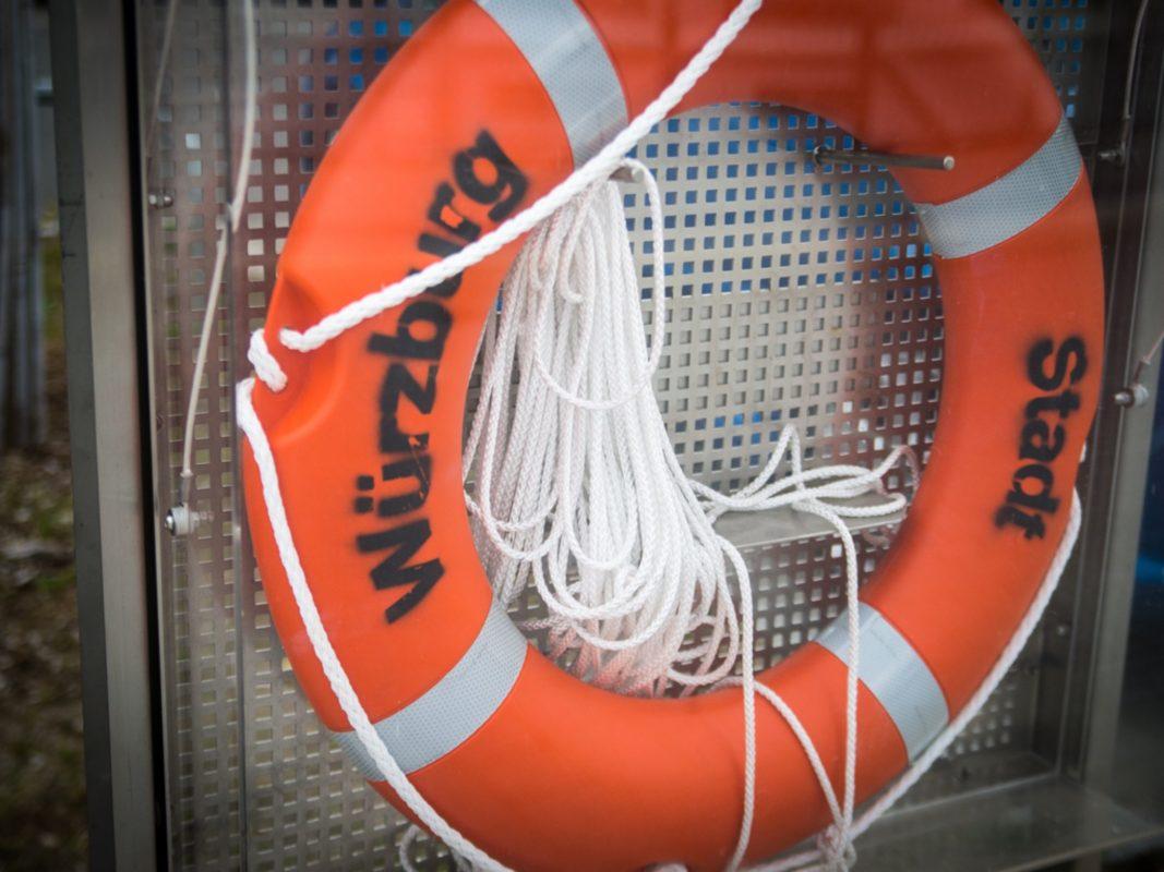 Rettungsring Symbolfoto: Pascal Höfig