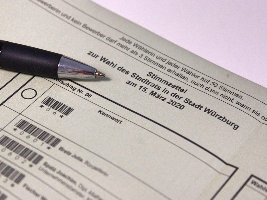 Am 15.3. geht's an die Wahlurne! Foto: Jessica Hänse
