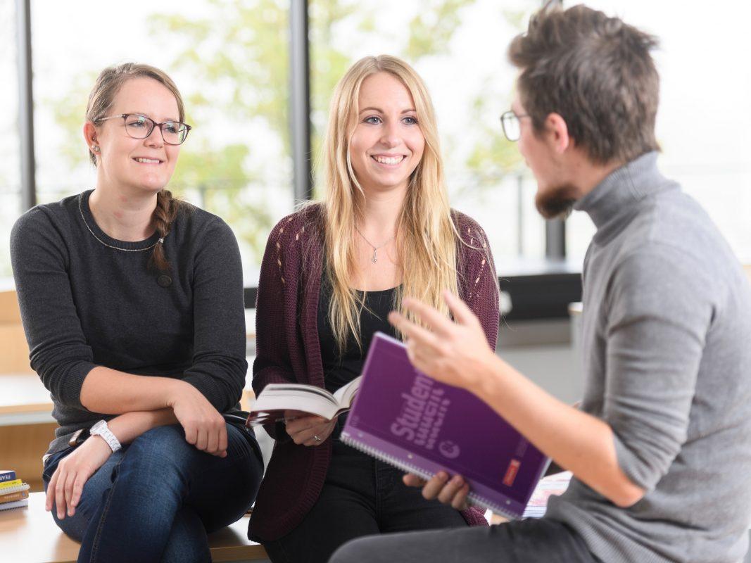 An der Universität Würzburg ist zum Sommersemester 2020 der Start in viele zulassungsfreie Studiengänge möglich. Foto: Universität Würzburg