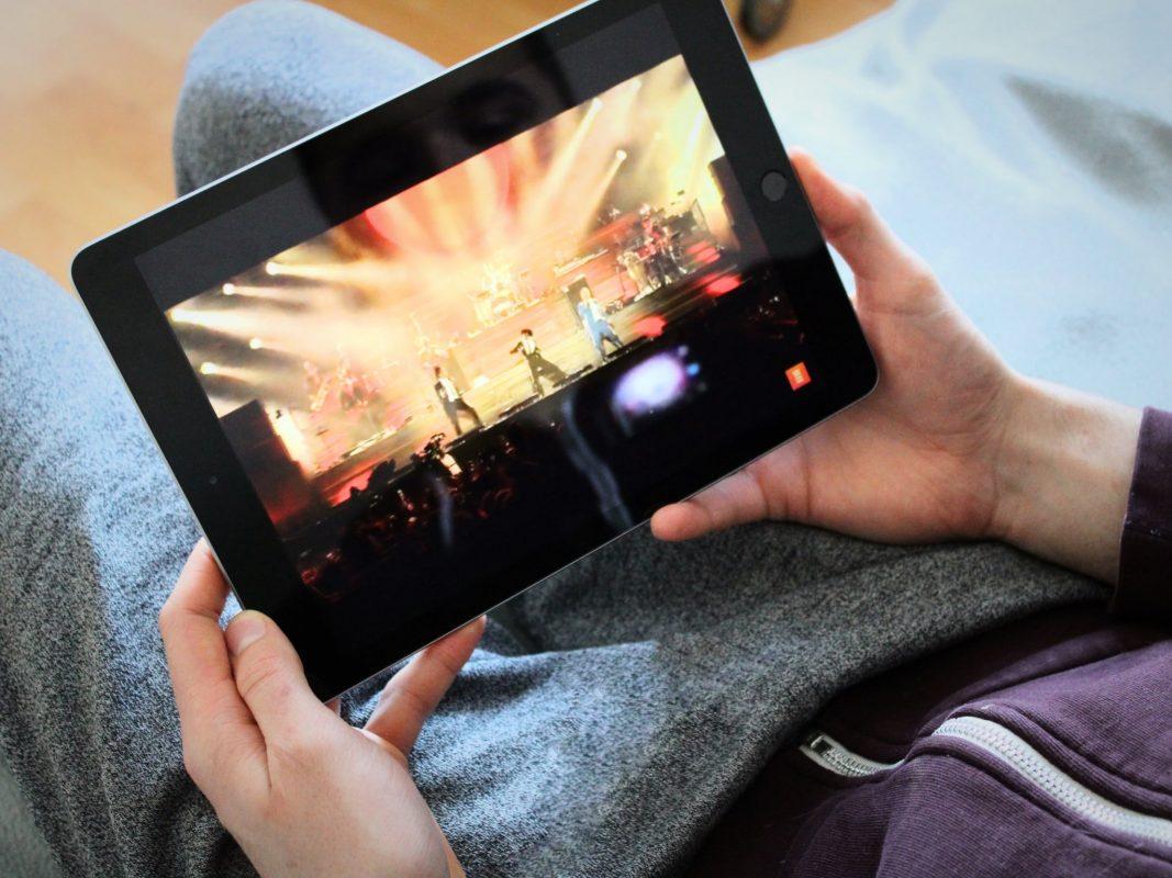 Konzerte streamen. Foto: Jessica Hänse