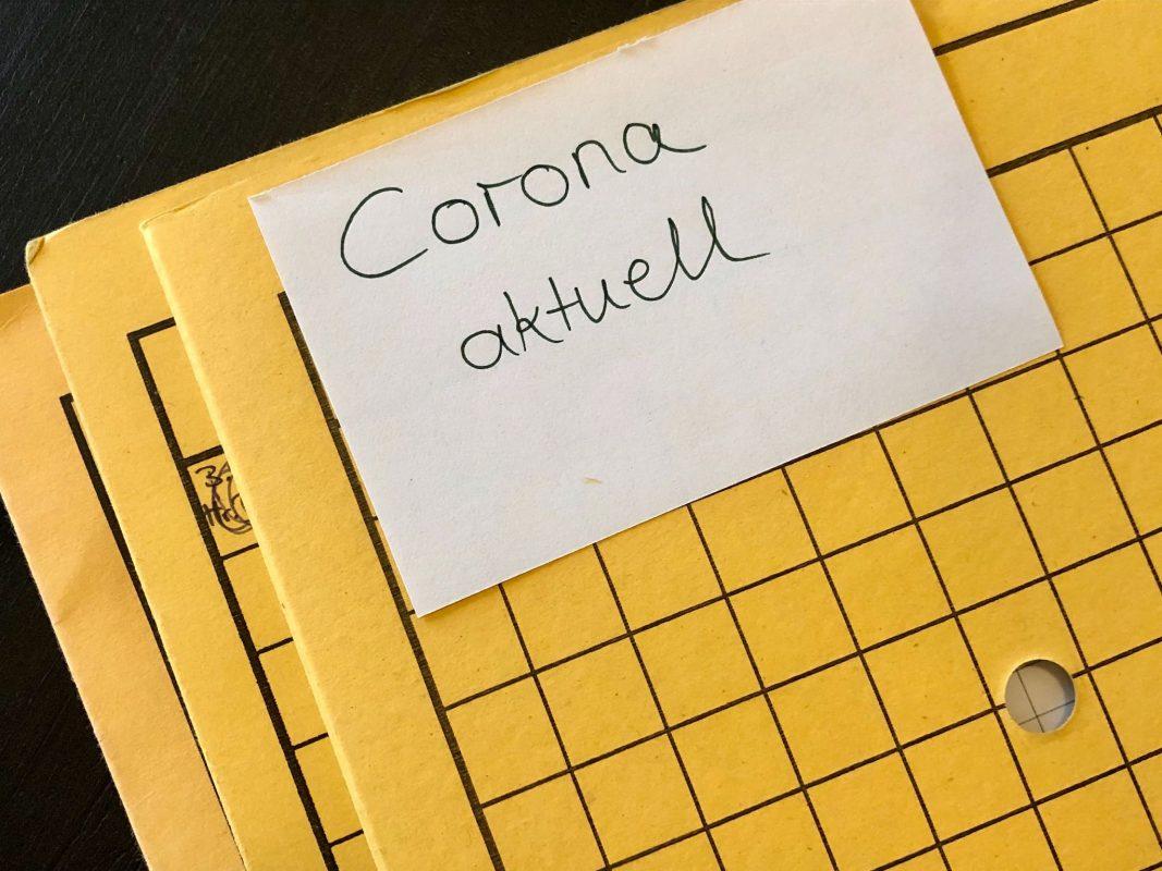 Coronavirus. Symbolfoto: Katharina Kraus