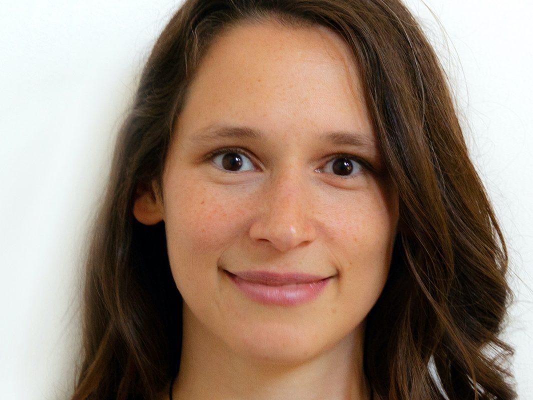 Dr. Andrea Thorn, Foto: Presse- & Öffentlichkeitsarbeit Uni Würzburg.