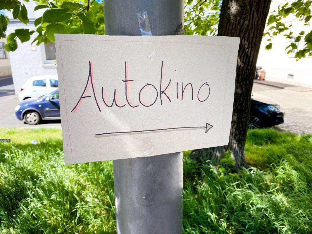 Symbolbild Autokino. Foto: Jessica Hänse