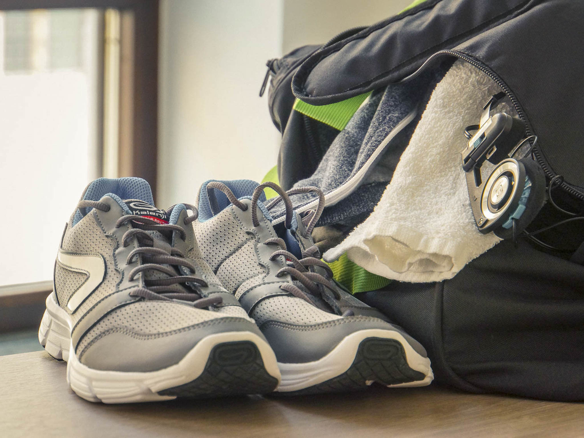 Symbolbild Fitness und Sport. Foto: Dominik Ziegler