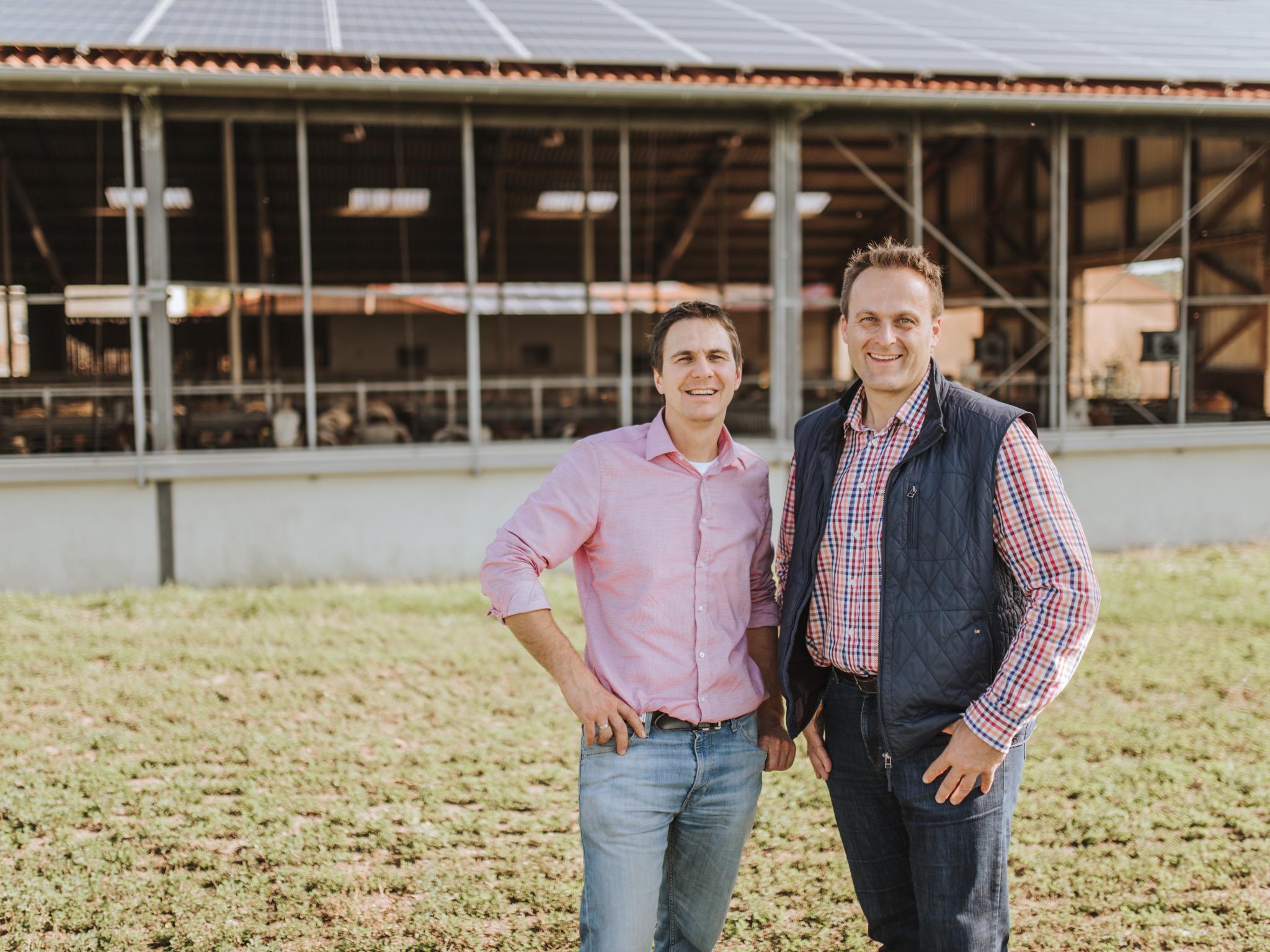Familie Schmidt aus Sugenheim hat eine Photovoltaikanlage. Foto: Laura Schraudner Fotografie (WVV)