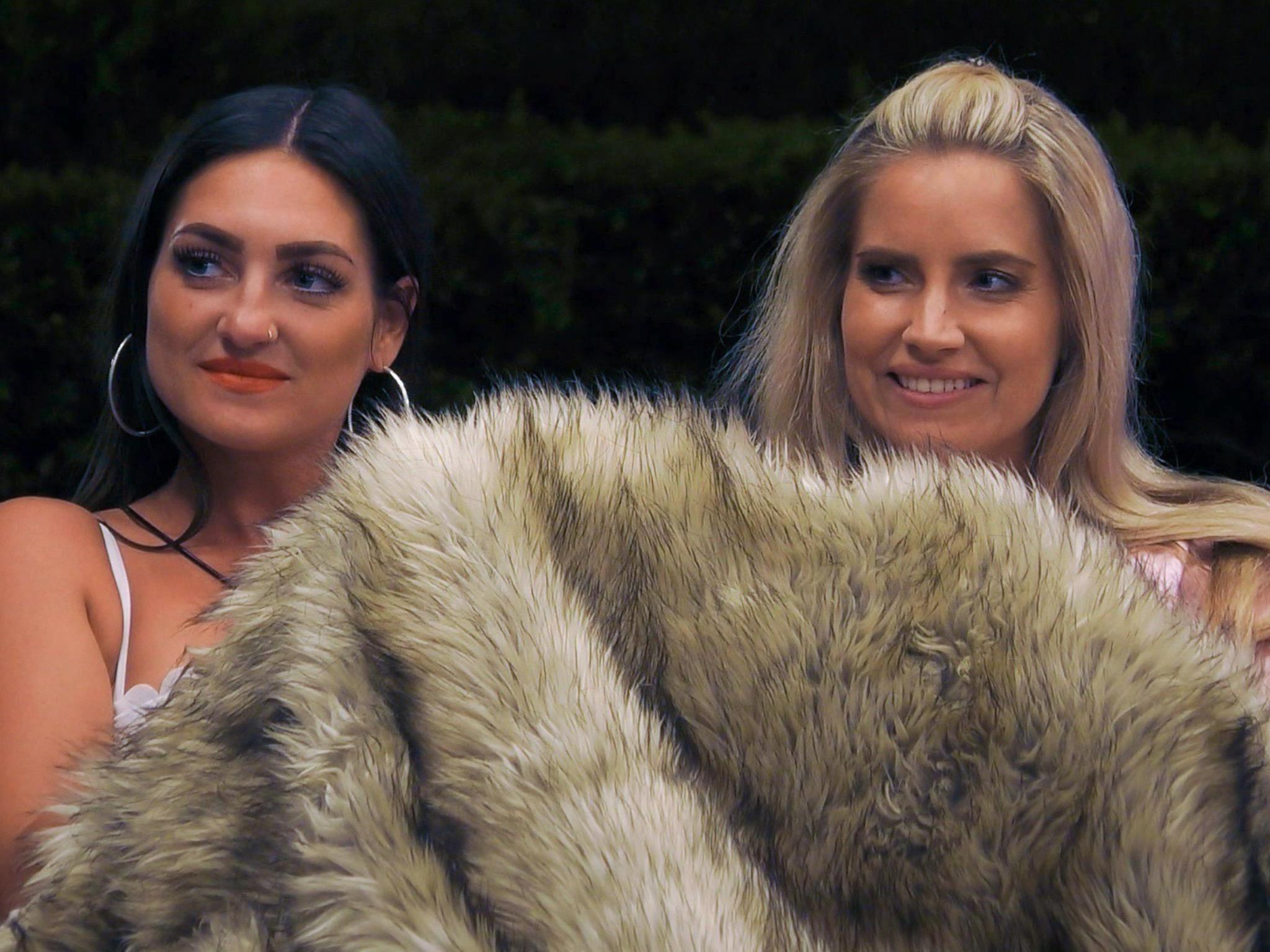Madeline und Aline. Foto: TVNOW