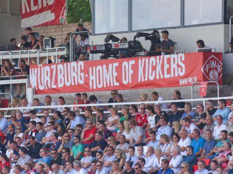 Kickers. Symbolbild: Pascal Höfig