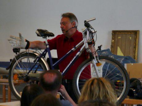 Harald Gilz-Thein schaut auf über 500 Auktionen zurück. Foto: Auktionshaus Gilz-Thein