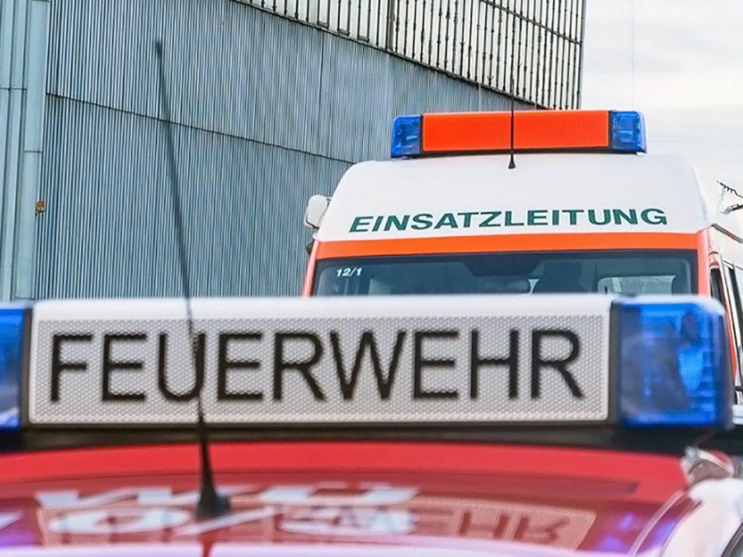Die Feuerwehr wurde über einen Brandalarm zum Einsatz gerufen. Foto: Pascal Höfig