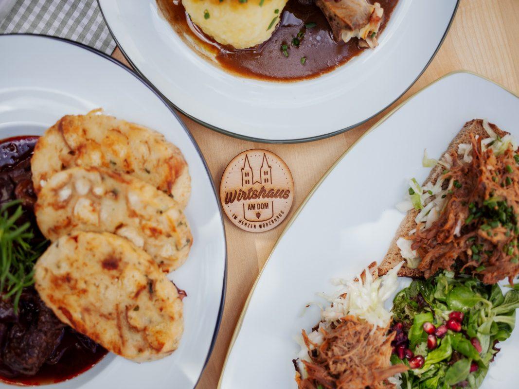 Im Herbst eröffnet die Gaststätte Wirtshaus am Dom. Foto: Wirtshaus am Dom