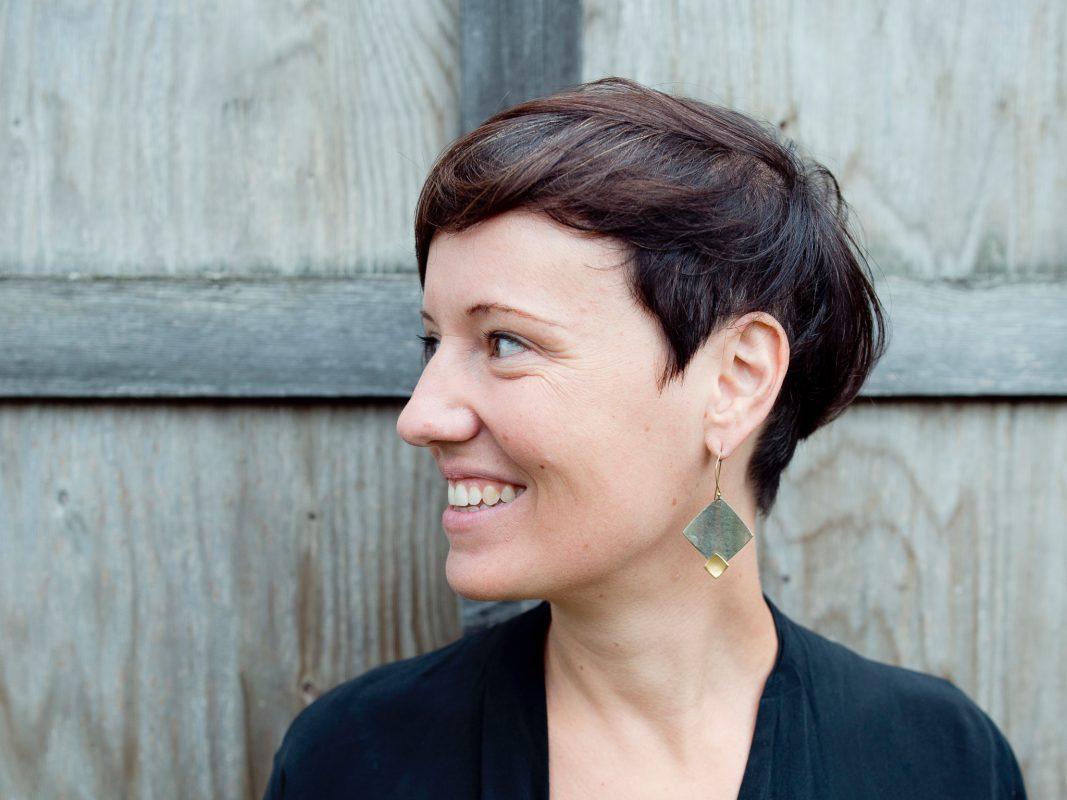 Autorin Sonja Weichand. Foto: Nico Manger