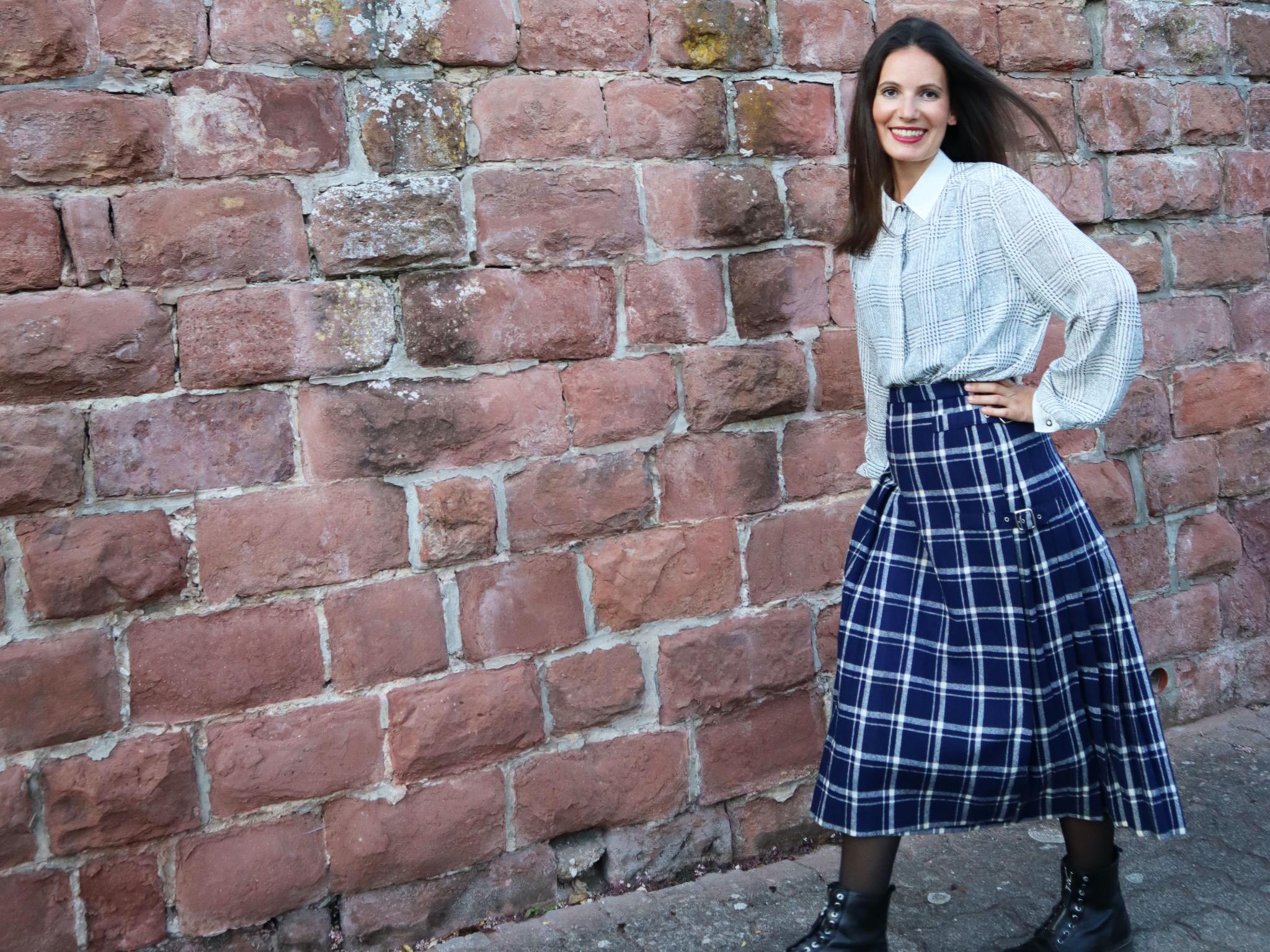 Julia liebt Mode - möchte Fast Fashion aber nicht mehr unterstützen. Foto: Julia Nägler