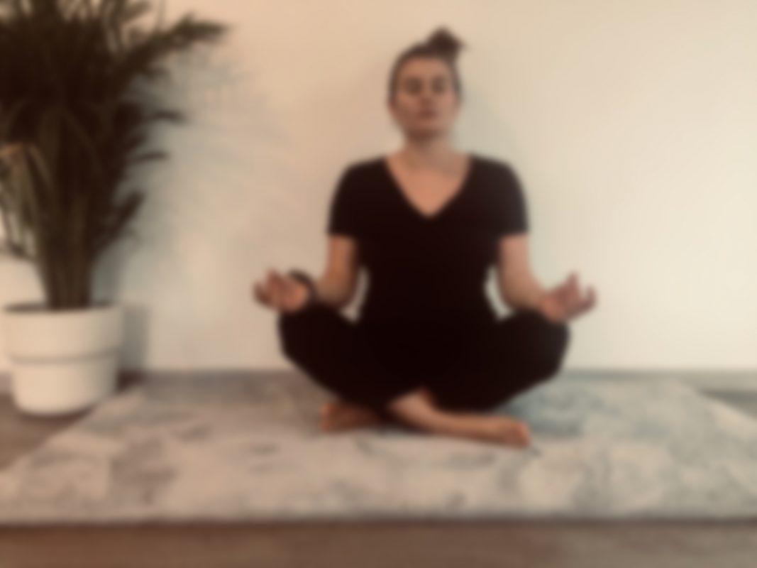 Yoga zur Entspannung. Foto: Selina Dietrich
