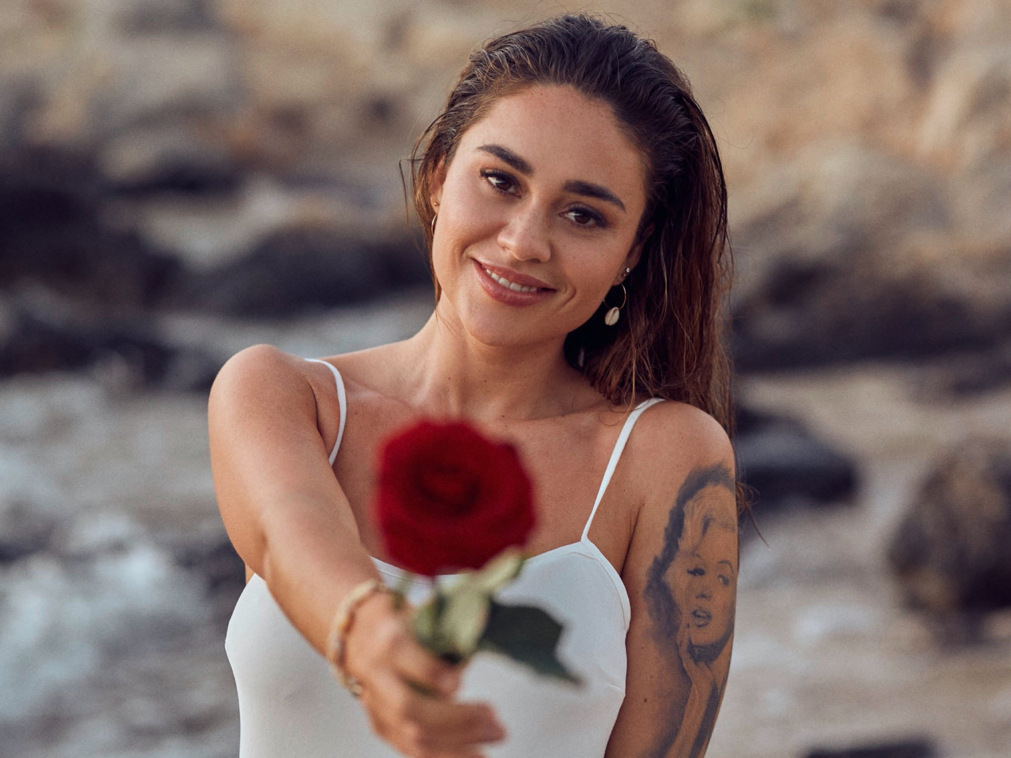 Melissa ist die Bachelorette 2020. Foto: TVNOW