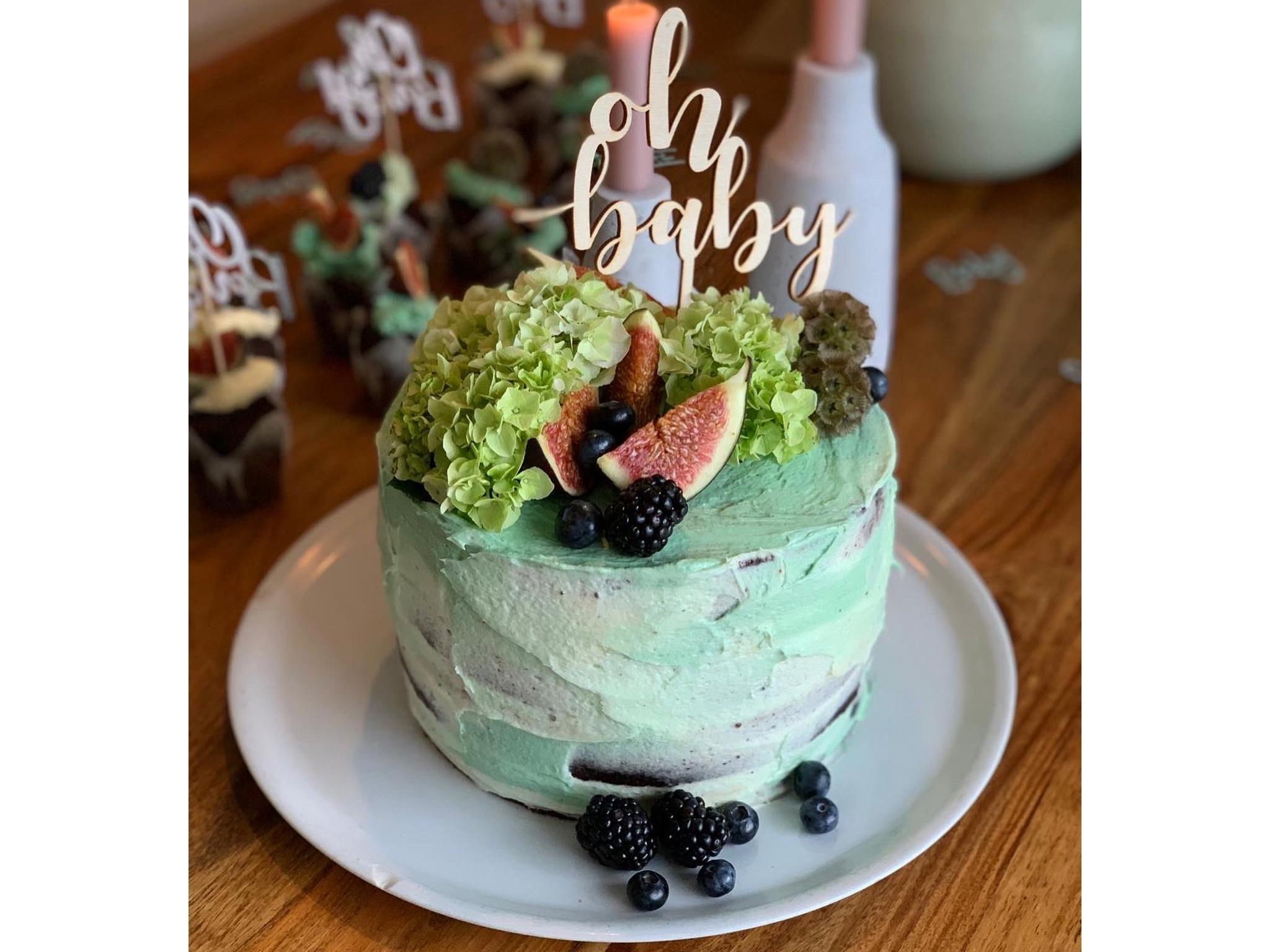 So traumhaft schön sieht ein selbstgebackener Naked-Cake von Lea aus. Foto: Lea Liegau