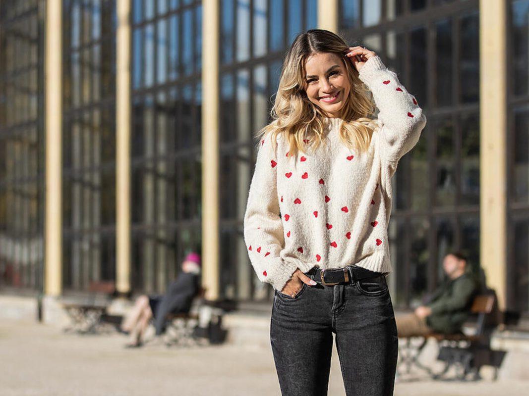 Vize-Miss Germany 2020 und Miss Bayern 2020 Lara Rúnarsson aus Waldbüttelbrunn bei Würzburg. Foto: Silvia Gralla