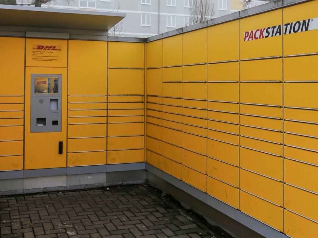 Post-Packstation. Symbolfoto: Johannes Kiefer