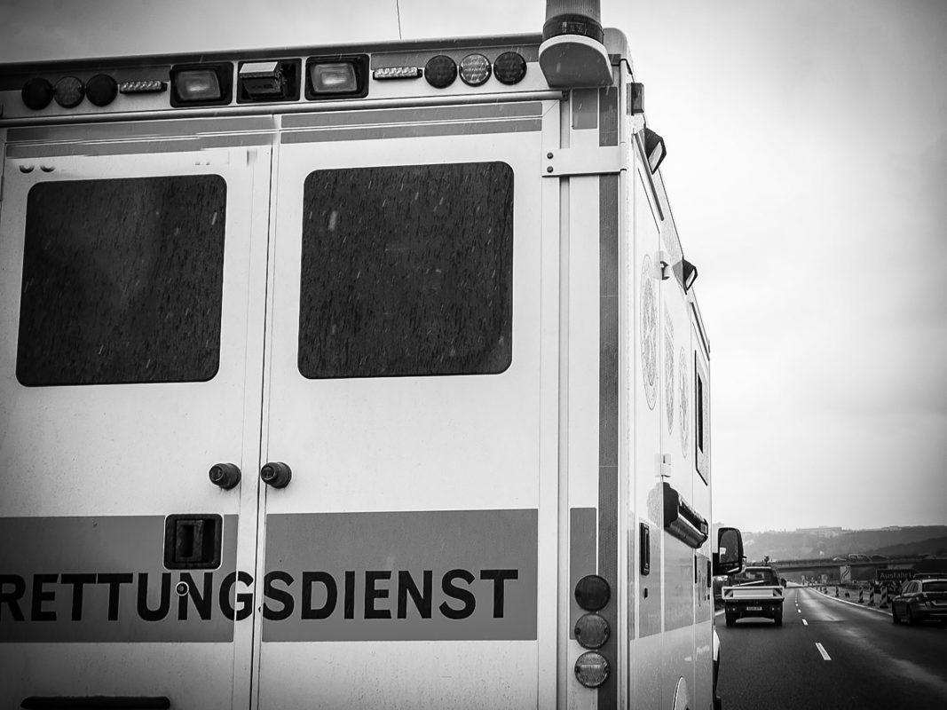 Symbolfoto tödlicher Unfall. Foto: Pascal Höfig