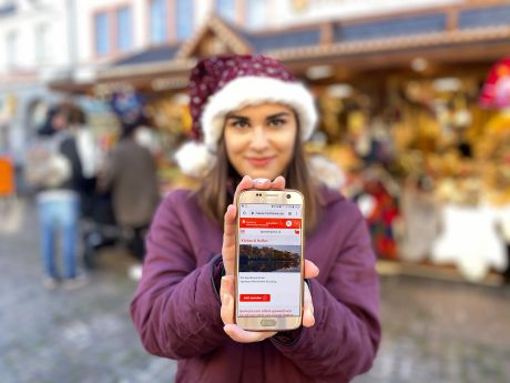 Das Spendenwochenende der Sparkasse Mainfranken Würzburg findet wieder statt. Foto: Laura Göpfert