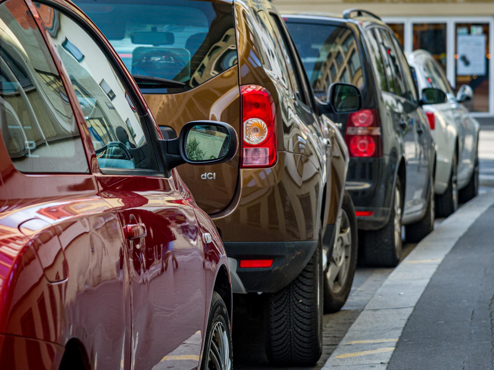 Ein bisschen weiter weg parken, den Rest zu Fuß gehen. Foto: Pascal Höfig