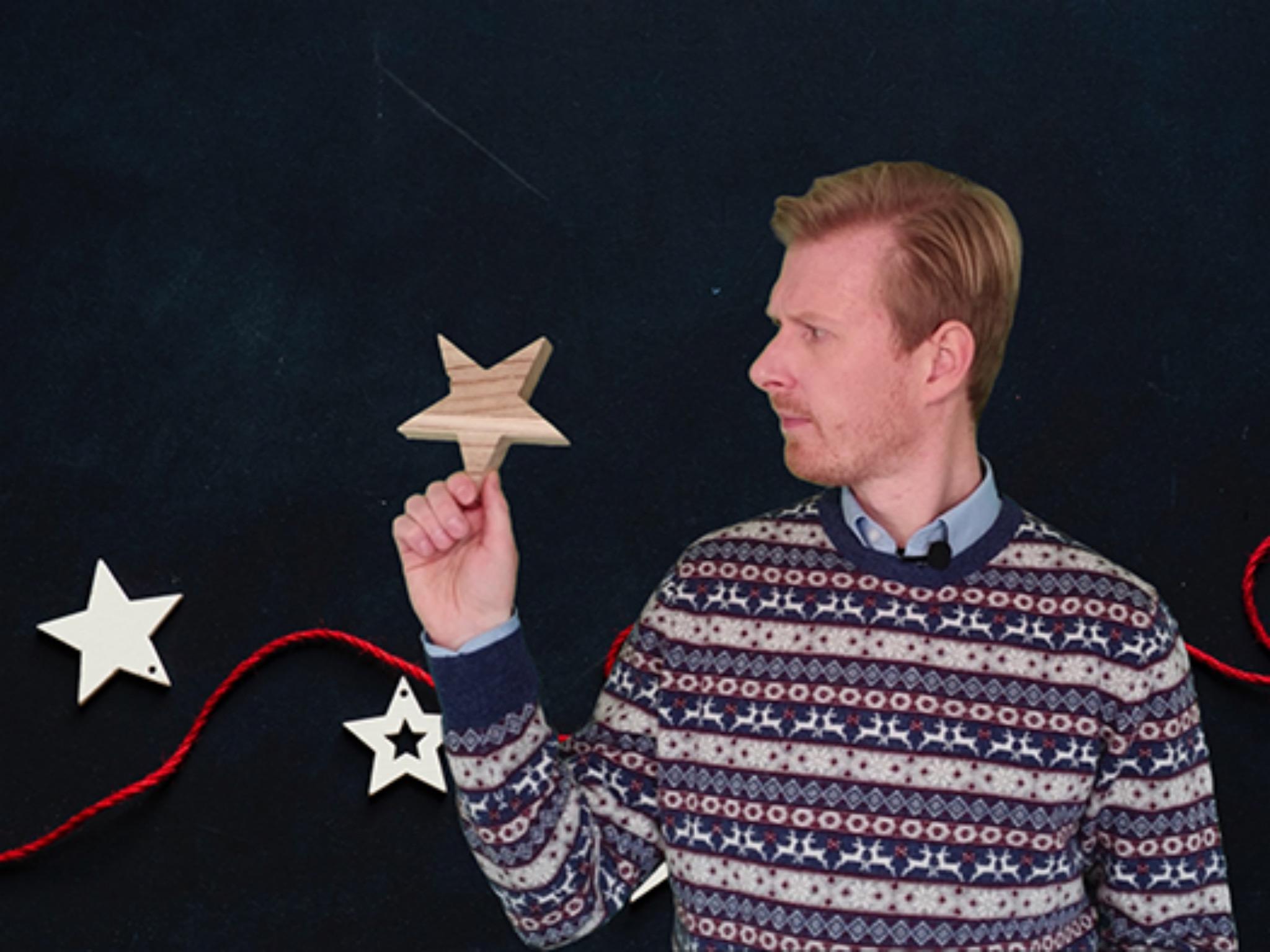 Der Würzburger Historiker Benjamin Hasselhorn hinterfragt die Weihnachtsgeschichte. Foto: Screenshot Benjamin Hasselhorn
