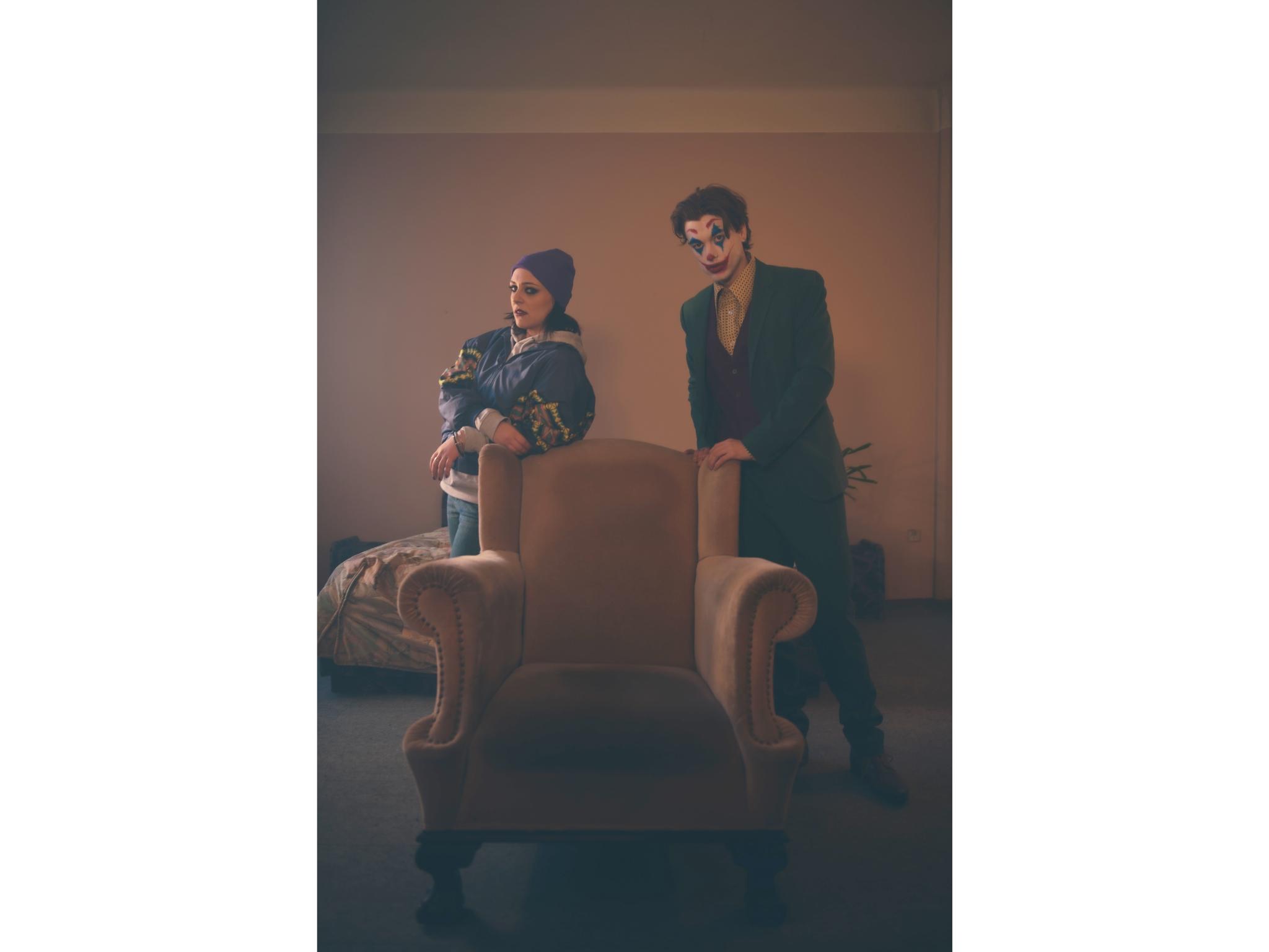 Das Coverfoto für das Musikvideo zum neuen Song. Foto: E.L L.I