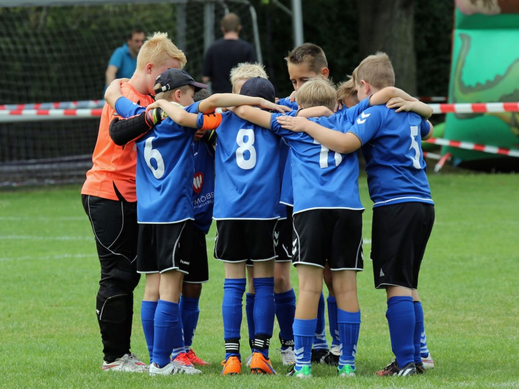 Vor allem der Kinder- und Jugendsport wird von der WVV groß unterstützt. Foto: WVV