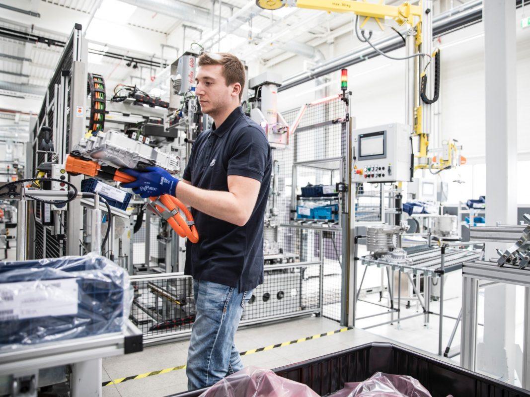 Schweinfurt ist das E-Mobilitätszentrum im ZF-Konzern. Foto: ZF