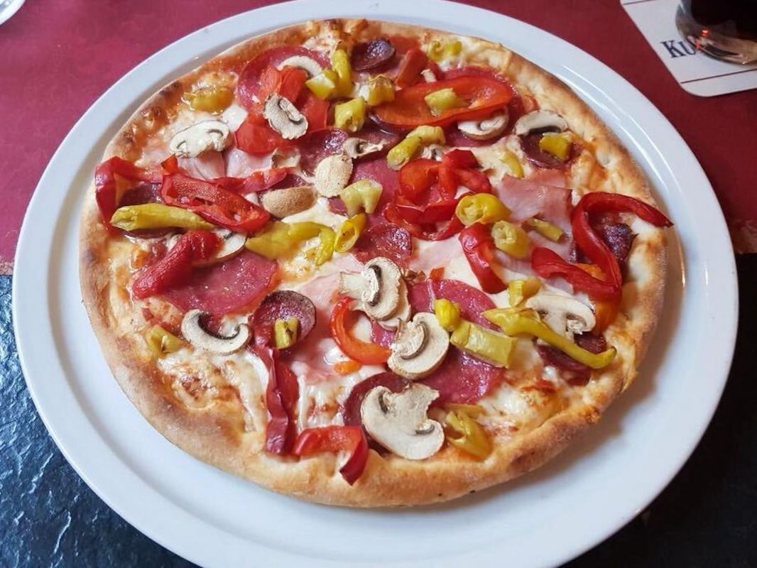 Symbolbild Pizza. Foto: Dirk Flieger
