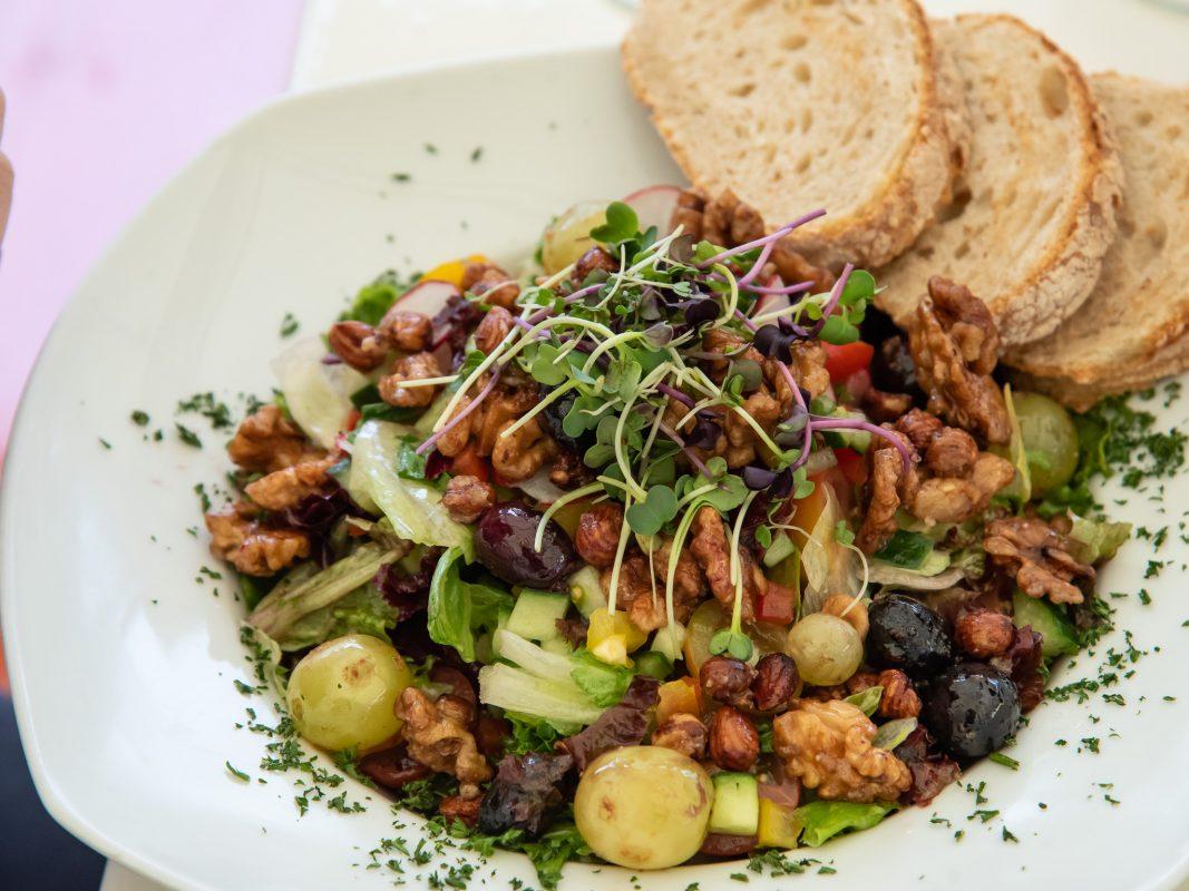 Immer mehr Menschen entscheiden sich für eine vegetarische Ernährungsform. Foto: Pascal Höfig