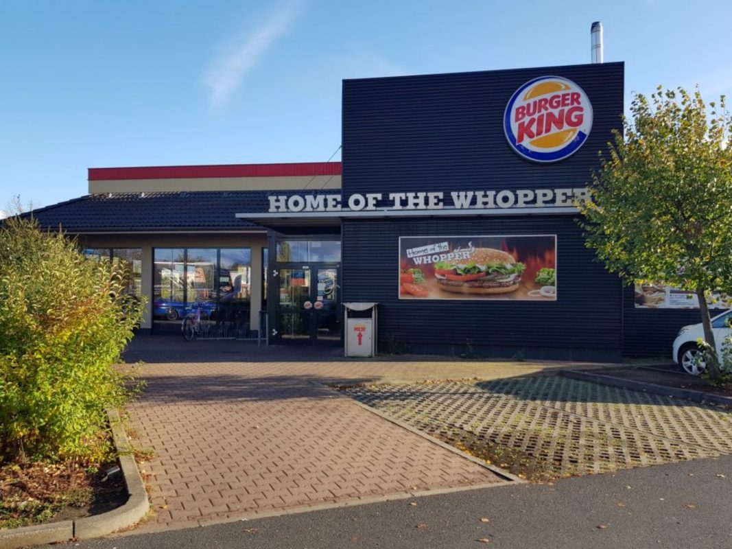 Kommt Burger King nach Lengfeld? Foto: Dirk Flieger