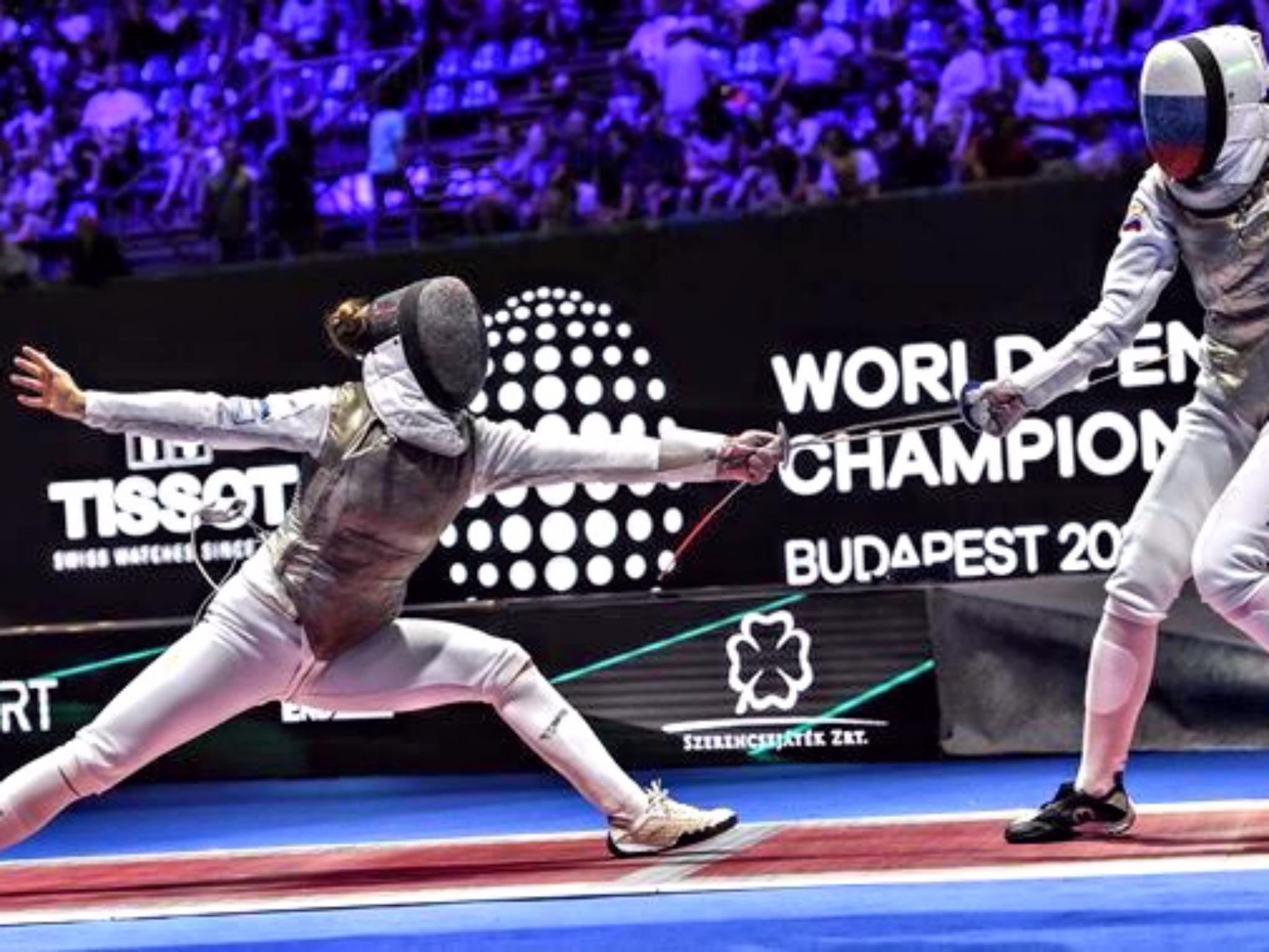 Die letzten Jahre legte Leonie ihren Fokus auf die olympischen Spiele in Tokyo. Foto: Foto: Augusto Bizzi