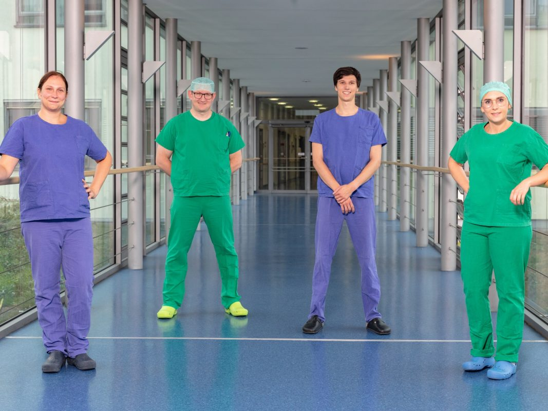 Welche Möglichkeiten hat man am UKW als Intensiv- & Anästhesiepflegekraft? Foto: Ingo Peters