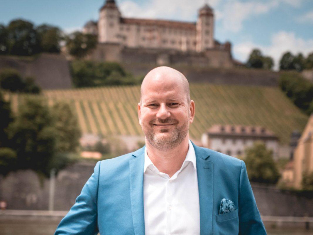 PPPPPPPPP KUNDEN NICHT VERWENDEN Würzburger Johannes Heller ist als Immo Heller nominiert! Foto: Immo Heller