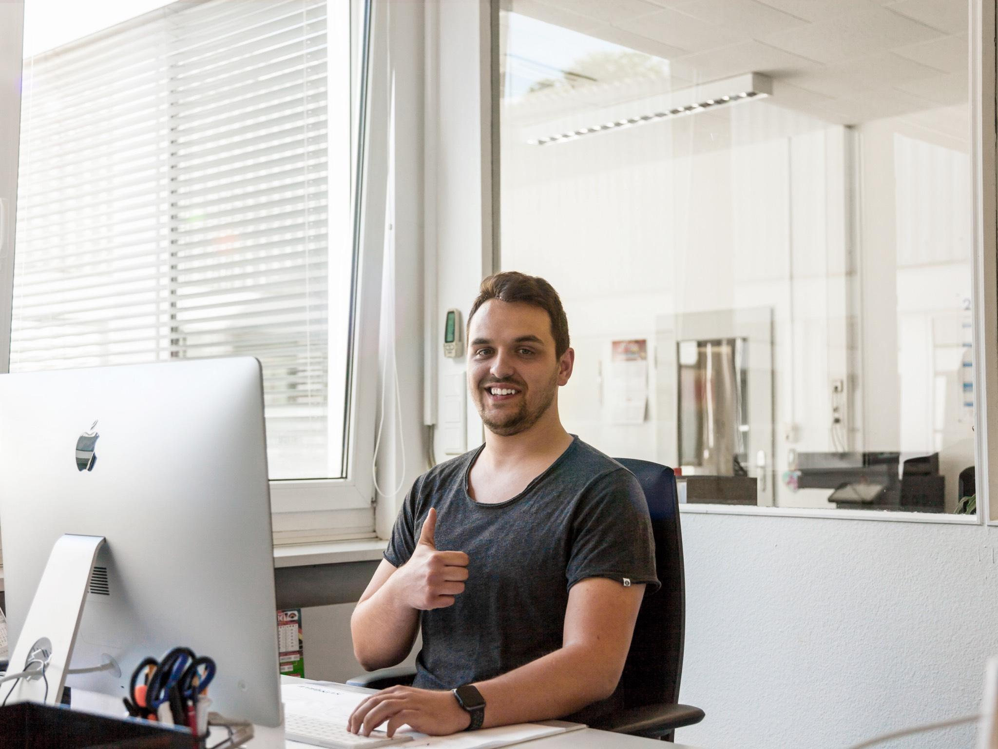 Aktuell ist die J.E. Schum GmbH auf der Suche nach Auszubildenden und Dual Studierenden. Foto: J.E. Schum GmbH & Co. KG