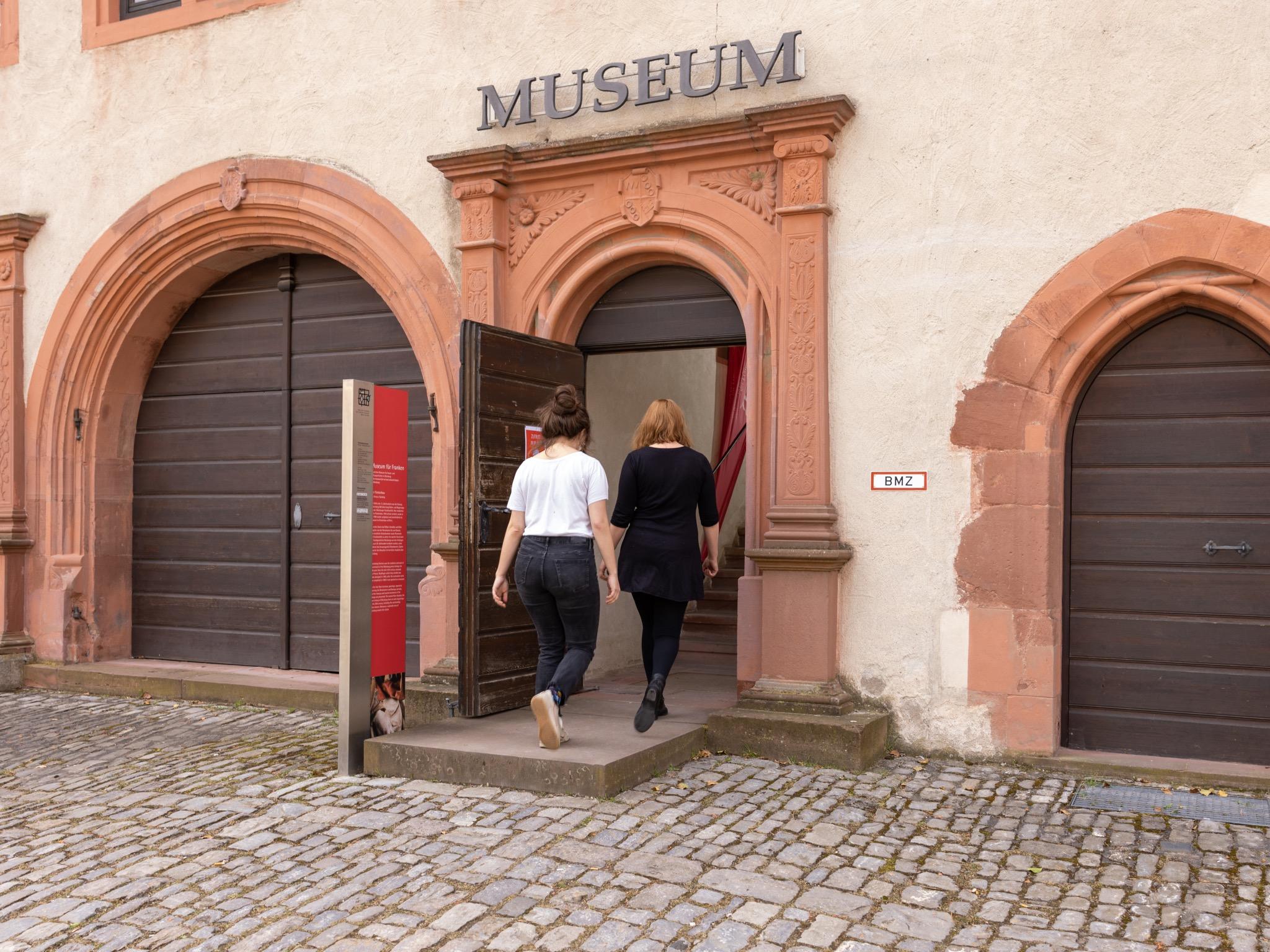 Das Fürstenbaumuseum an der Festung. Foto: Papay Landois GmbH