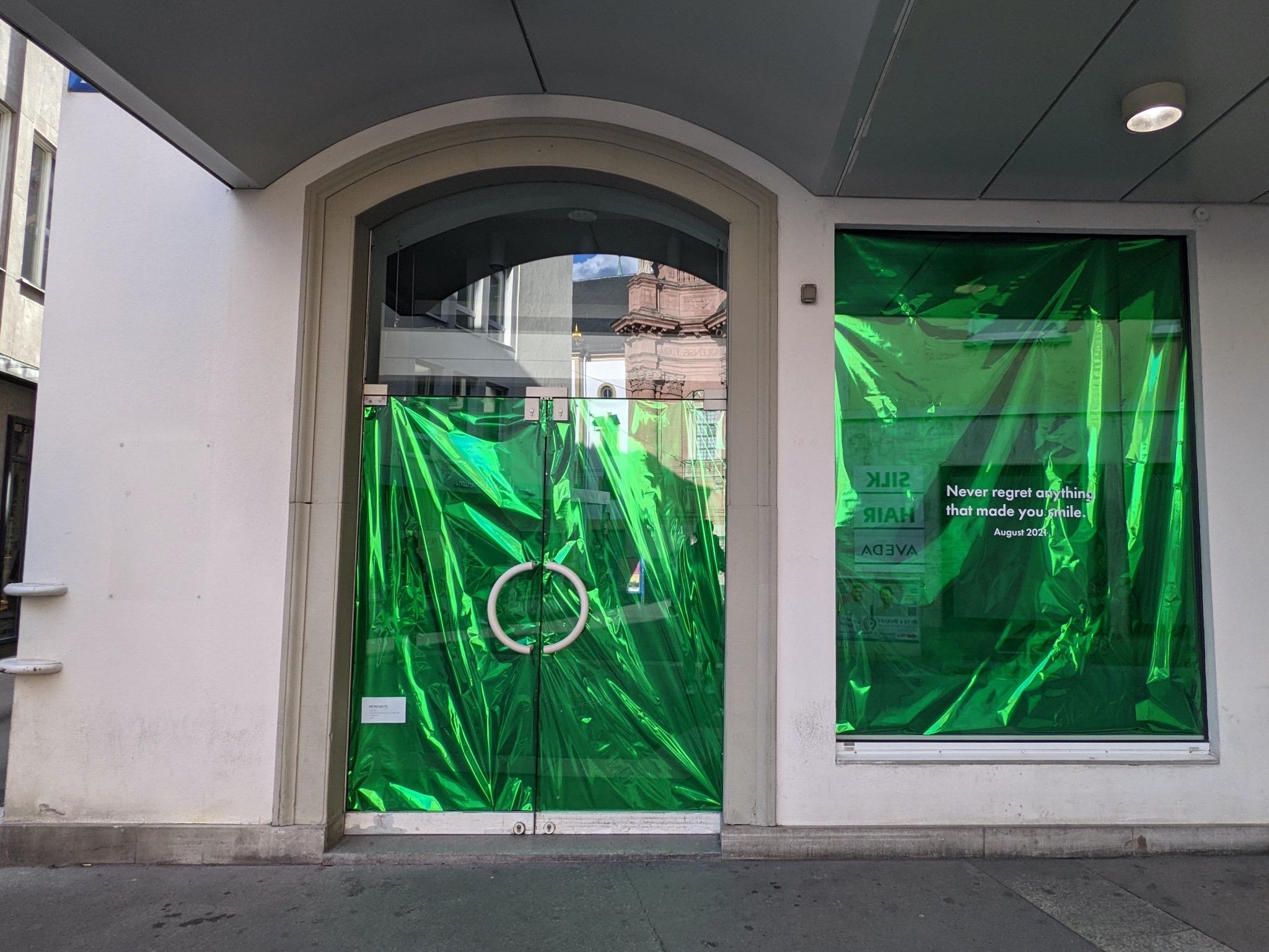 """In der Blasiusgasse wird """"No regrets"""" eröffnen. Foto: Würzburg erleben"""