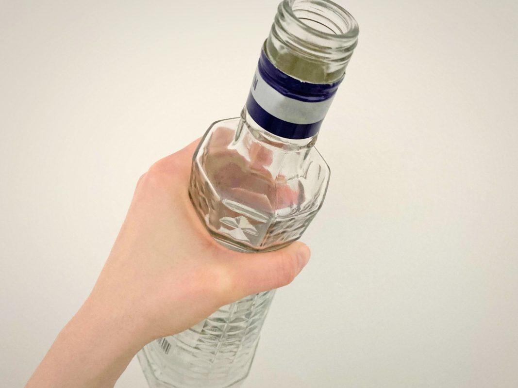 Symbolbild Wodka. Foto: Katharina Kraus