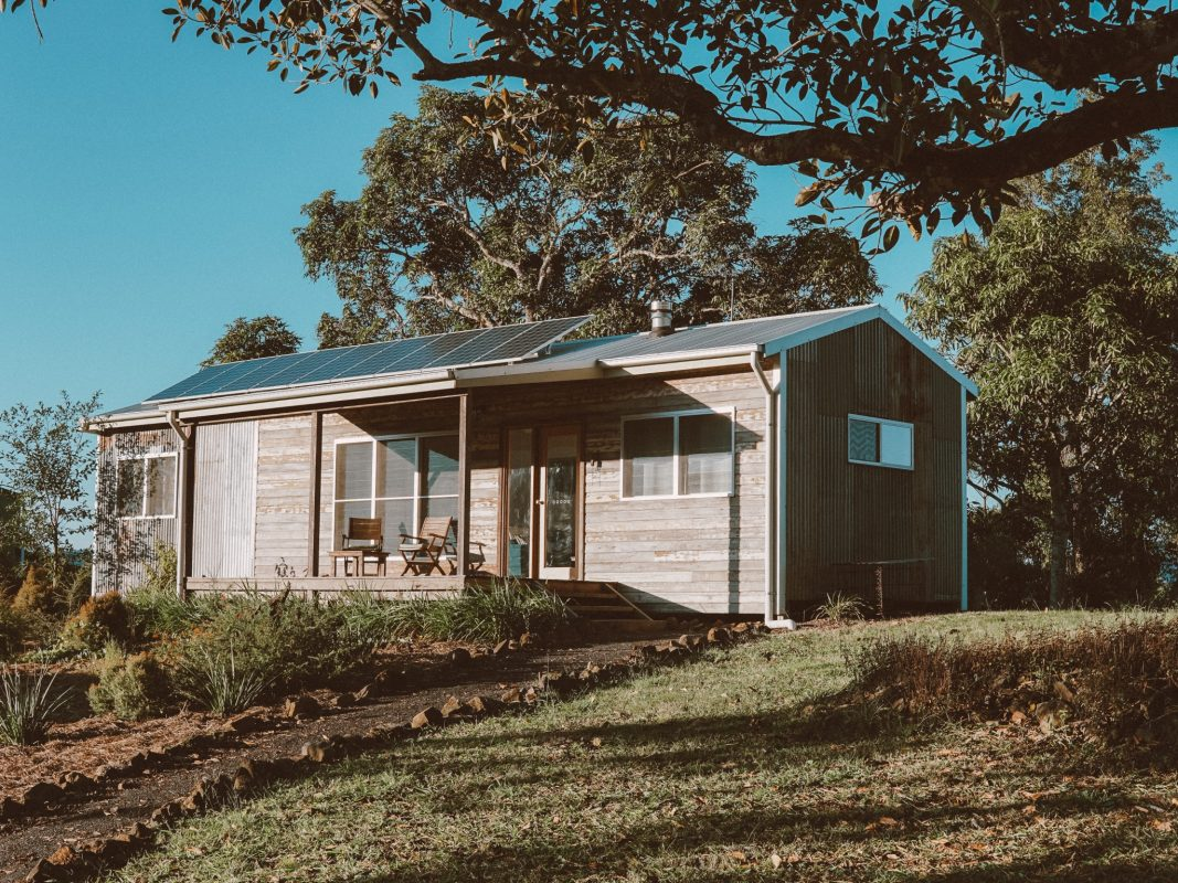 Tiny House. Stockfoto: Pexels/ Elle Hughes