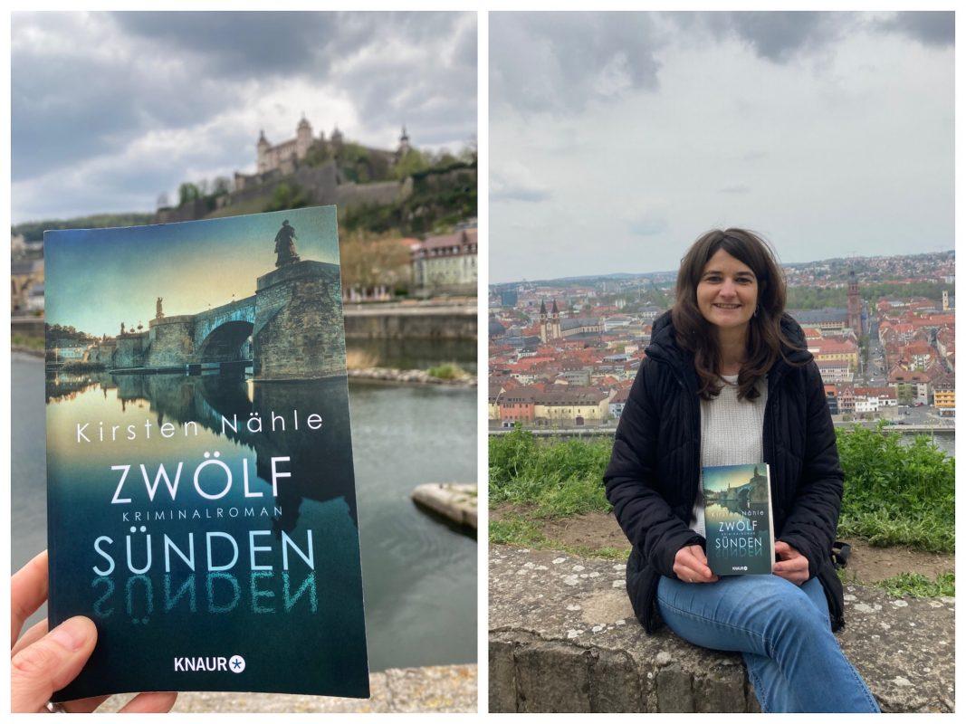Im Debütkrimi von Kirsten Nähle spielt sich das Verbrechen in Würzburgs beschaulichen Gassen ab. Foto: Kirsten Nähle