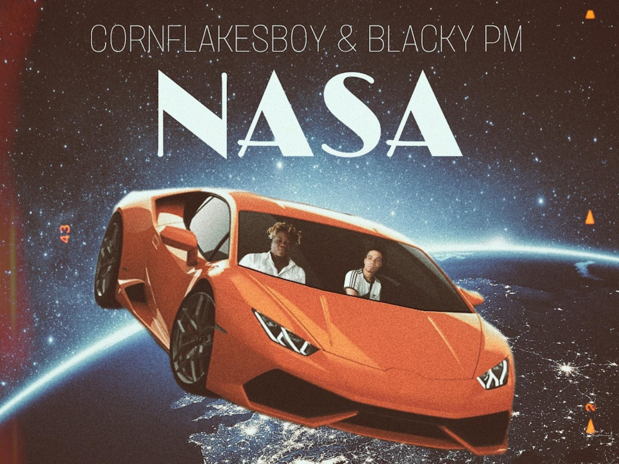 Songcover von Cornflakesboy's NASA Song. Foto: Cornflakesboy.