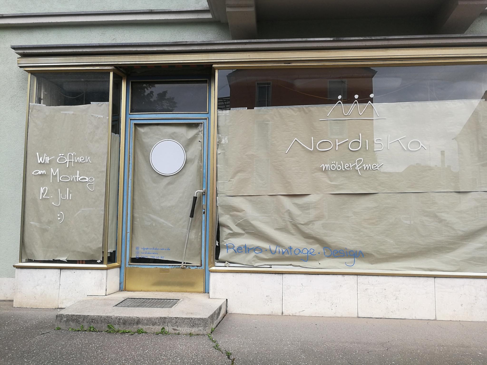 Nordiska in der Ulrichstraße 8. Foto: Würzburg erleben