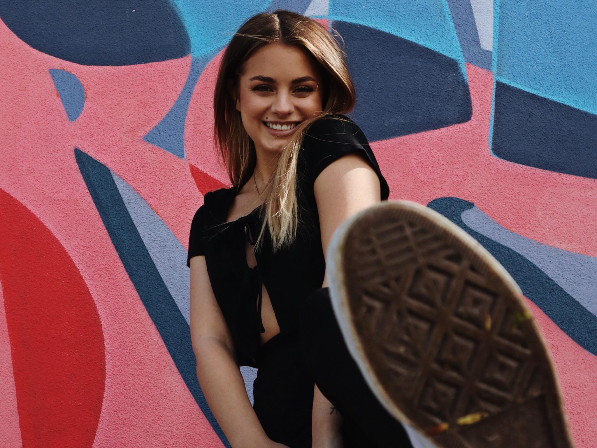 Sophie Breuer ist Kandidatin bei Miss Germany. Foto: Sophie Breuer