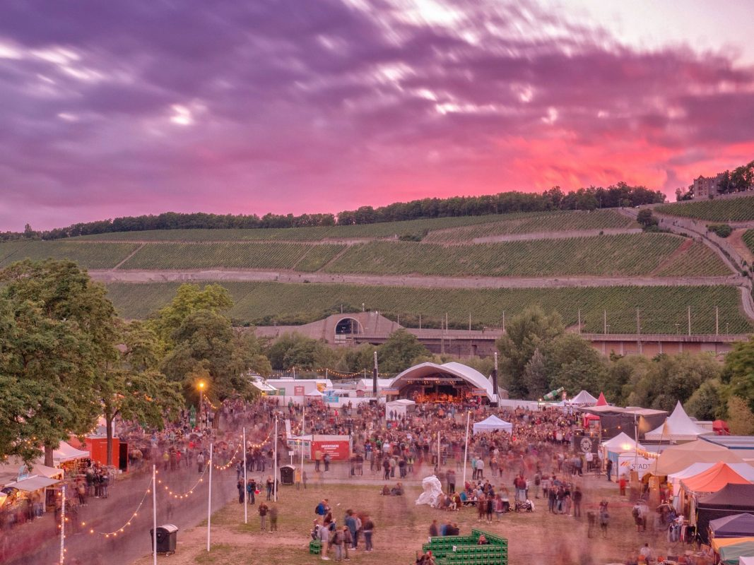 Das U&D Festival 2019 in Würzburg. Foto: Peter Schumann